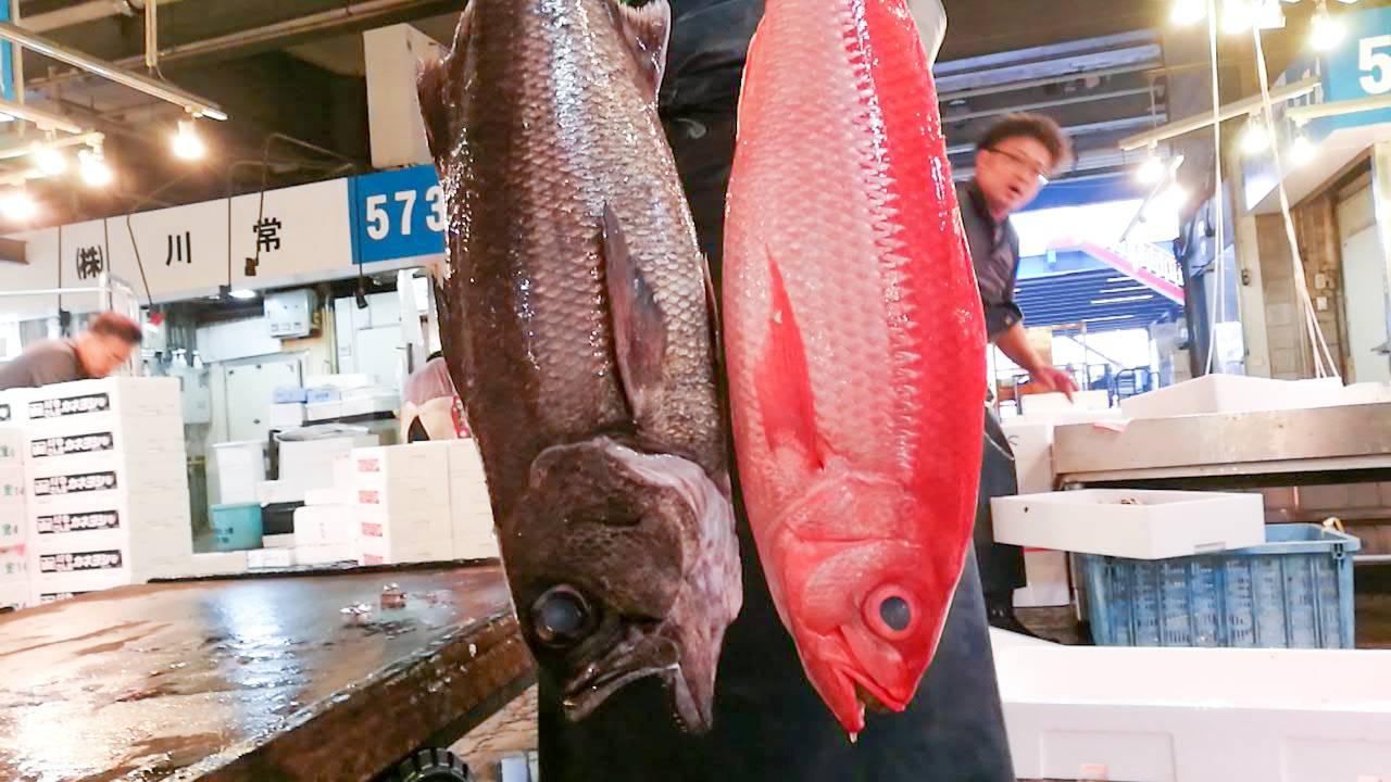 鹿児島地魚極上セット
